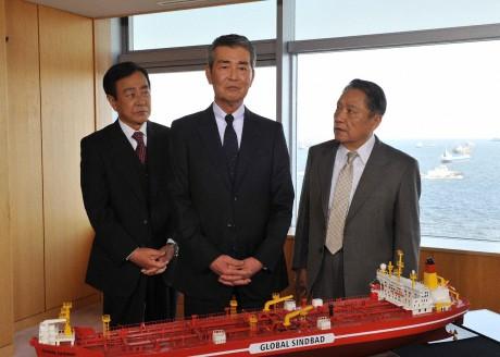 月曜ゴールデン 十津川警部シリーズ50作 記念作品 「消えたタンカー」